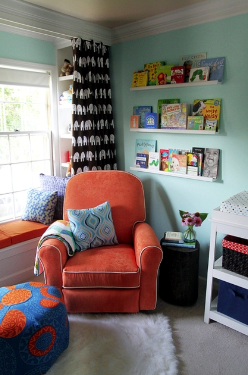 30 Cool Ideas On How To Set Up The Reading Corner In