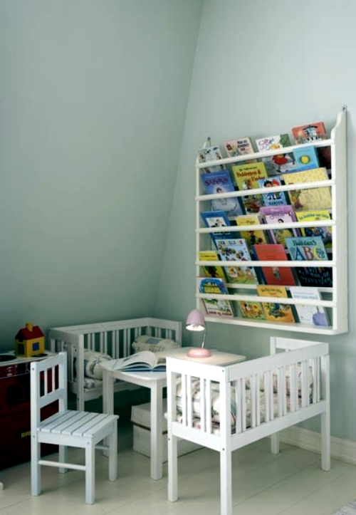 30 cool ideas on how to set up the reading corner in the ...