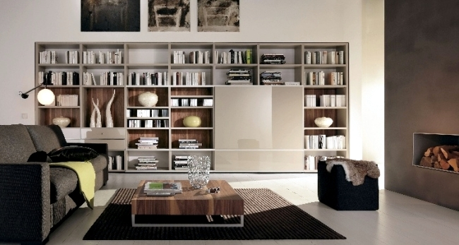 Check Out These Great Ideas On How You Can Make Your Home Library If Like The Interior Modern Style Inside Or Just Clic Retro Design