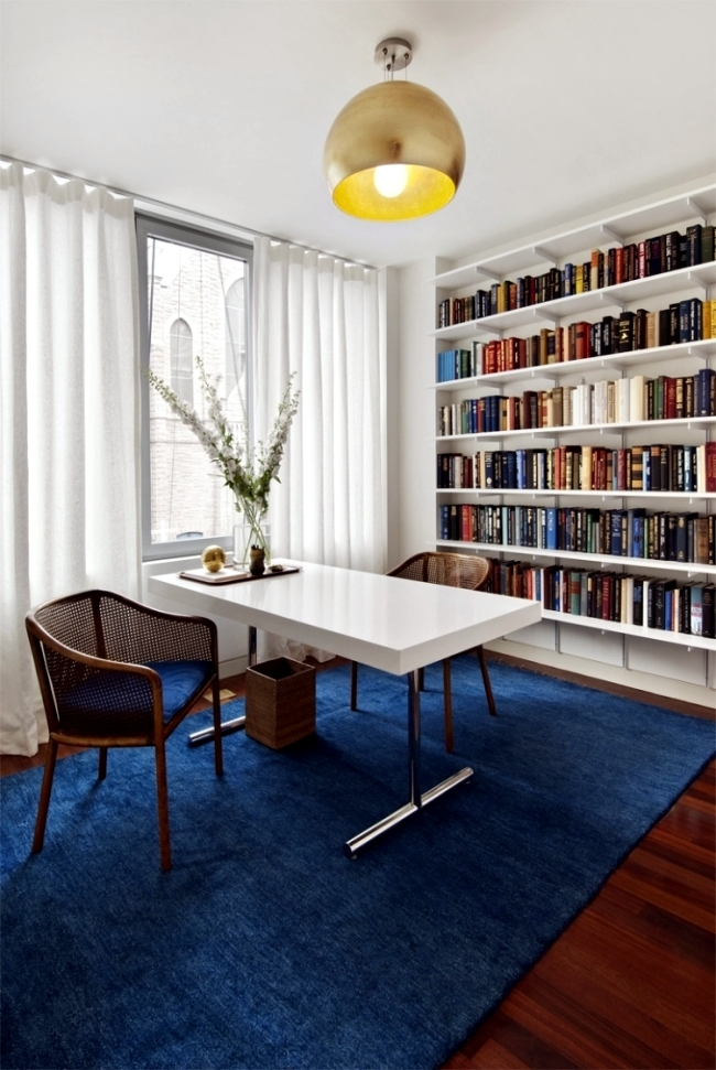Creative Ideas How To Make The Library At Home Interior Design Ideas