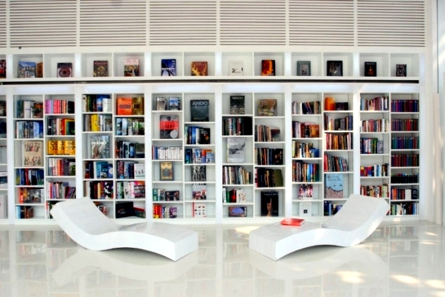 30 creative ideas how to make the library at home