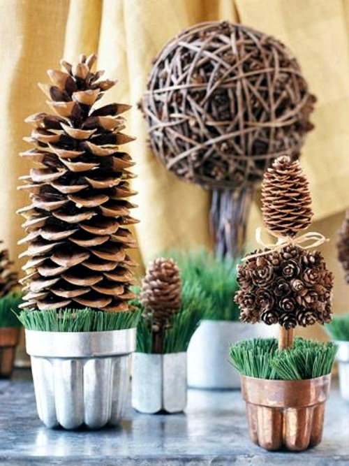 30 simple ideas for autumn decorations create a cozy atmosphere at home