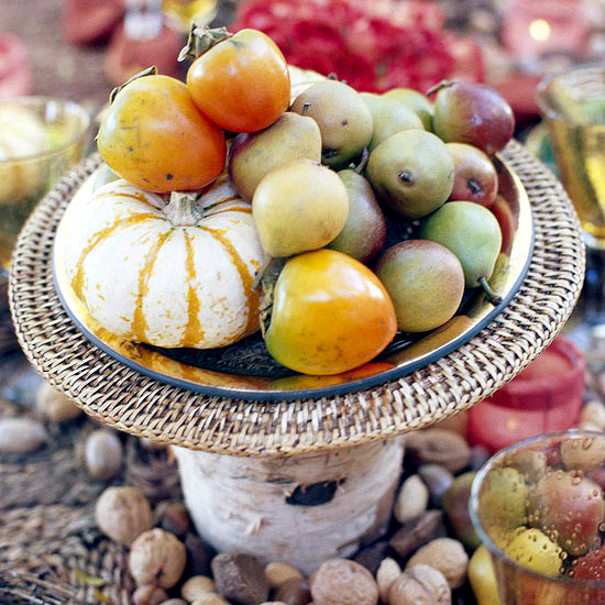 32 Autumn decoration with pumpkins and Halloween ideas for crafts