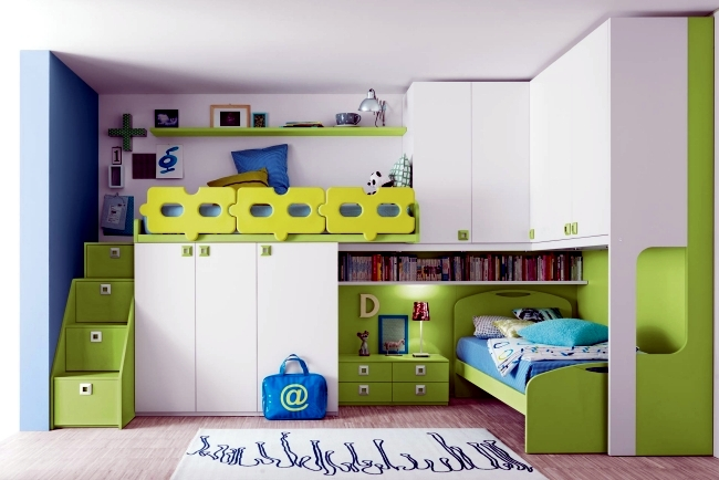 Children Bed Design