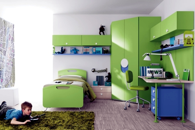 33 Design Ideas for Modern Unisex cots and beds for youth