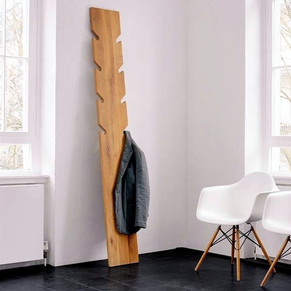 33 designer clothes rack and wall-mounted coat for the entrance
