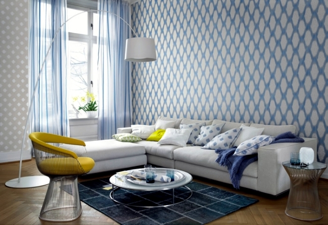 33 designer wallpapers – variety of extravagance, elegance ...