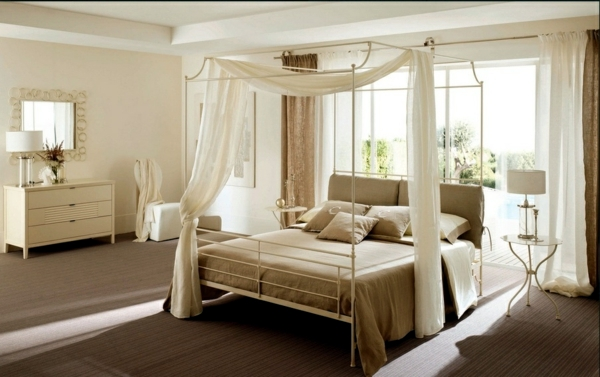 33 traditional bed set designs-classic bedroom
