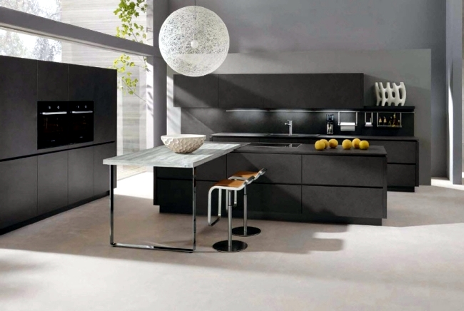 35 leading german companies for modern kitchen equipment for Modern german kitchen designs