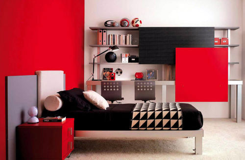 38 Ideas for kids room designs suitable for girls and boys