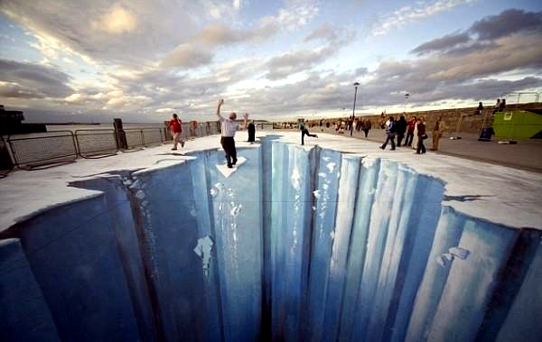3d Street Art   Street paintings by some of the world s best artists. 3d Street Art   Street paintings by some of the world s best