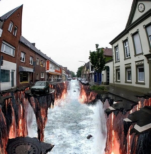 3d Street Art – Street paintings by some of the world\'s best artists ...