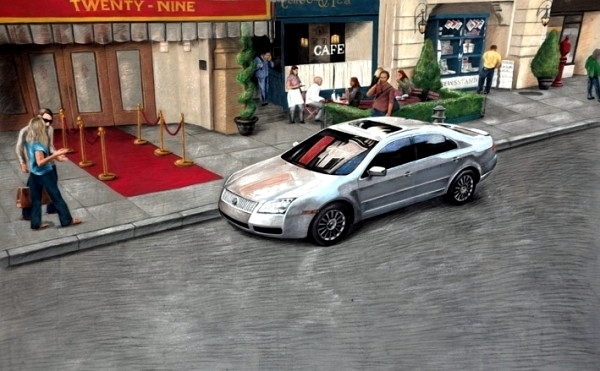 3d Street Art - Street paintings by some of the world's best artists