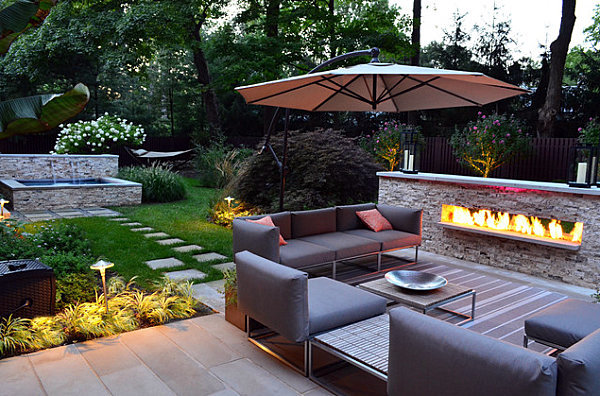5 Basic Tips For Modern Garden Design At Home Part 37
