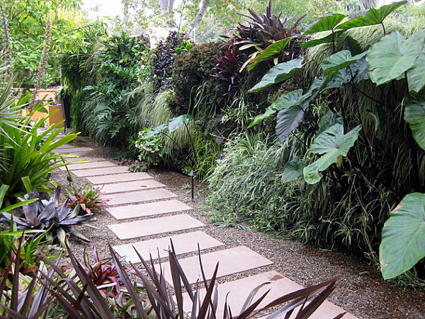 5 Basic Tips for modern garden design at home Interior Design