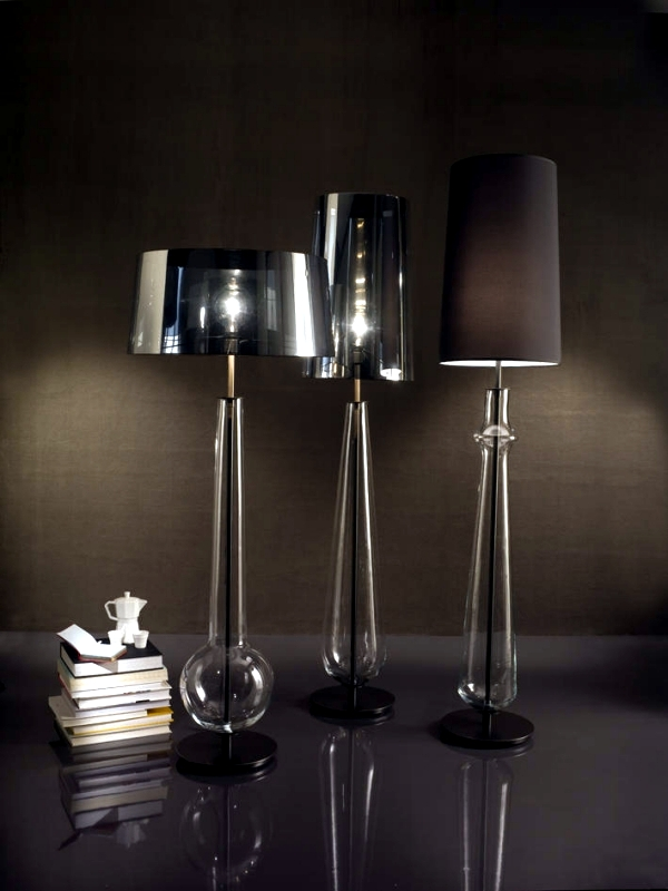 Designer Lamps With Unusual Shapes And Concepts Interior