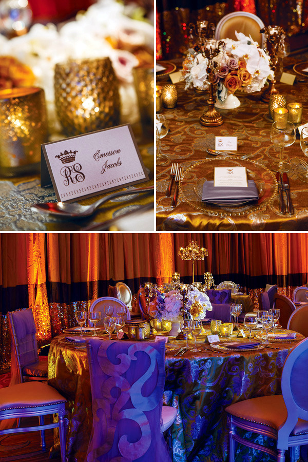 5 Ideas for wedding - romantic, glamorous, opulent or vintage?