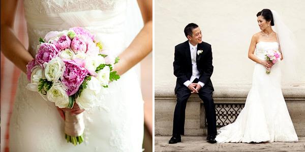5 Ideas for wedding - romantic, glamorous, opulent or vintage?