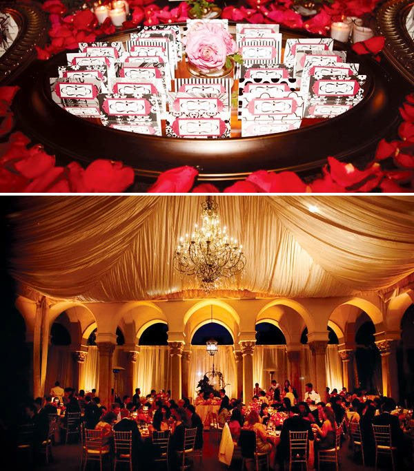 Romantic, Glamorous, Opulent Or