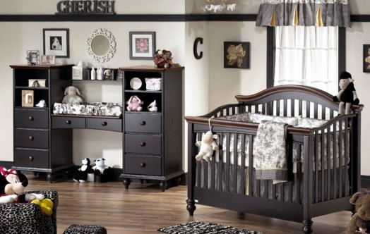 5 practical ideas for convertible baby cot designs in nursery