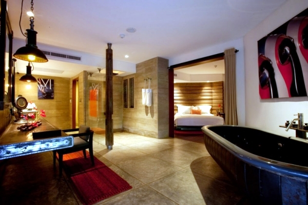 5 star hotel in Phuket, Thailand - the exotic Indigo Pearl Hotel
