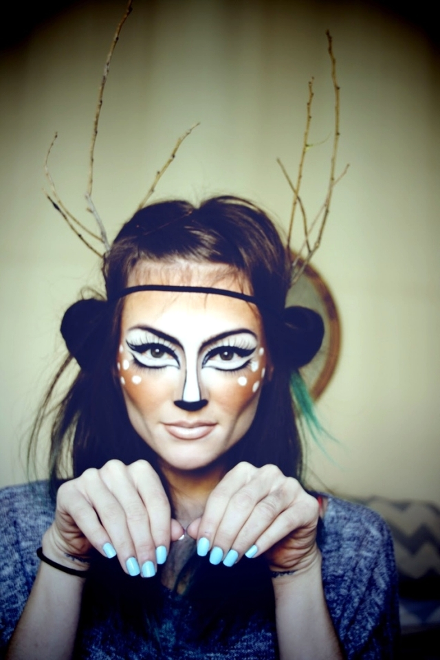 53 Non-scary Halloween Costumes Makeup And Hairstyles Ideas | Interior Design Ideas - Ofdesign