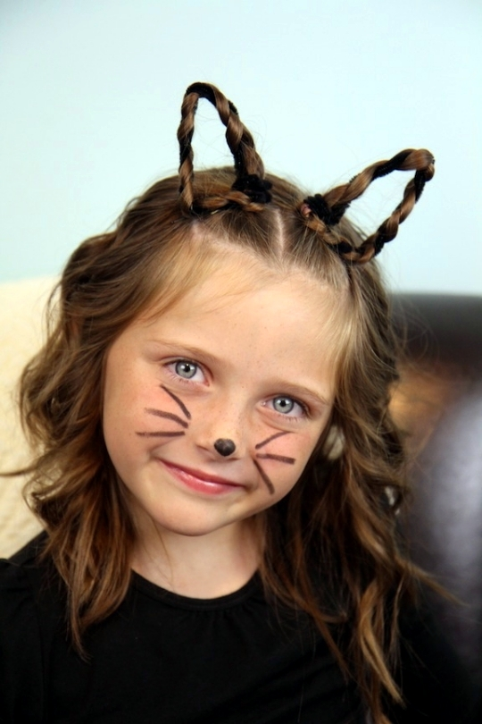 Halloween Makeup Ideas For Kids.53 Non Scary Halloween Costumes Makeup And Hairstyles Ideas