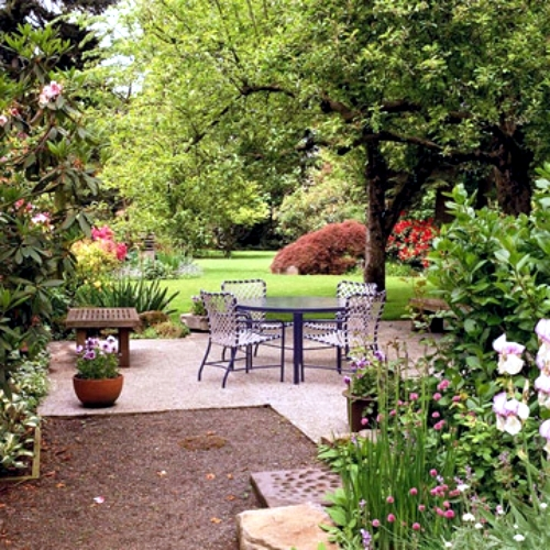 6 useful tips for a successful garden design in the for Successful garden design