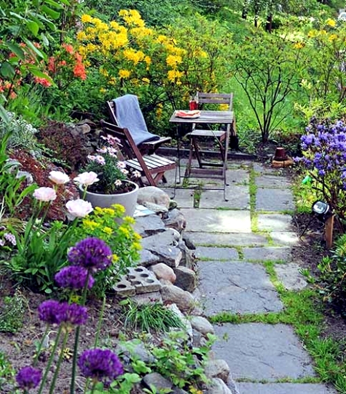6 Useful Tips for a successful garden design in the ...