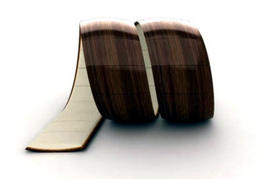 7 Ultra Modern Lounge Chair Designs Made Of Wood For