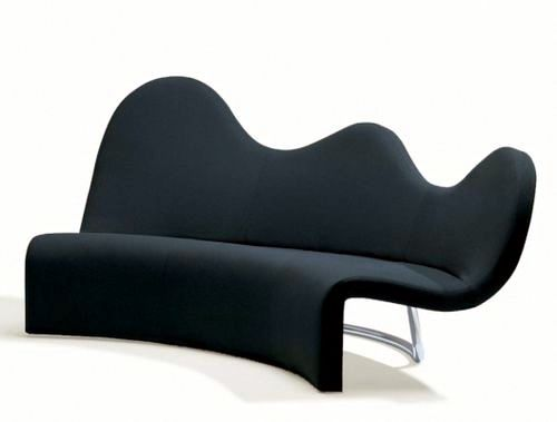 Italian Leather Sofas 75 cool ideas for designer sofas with unique shapes and ...