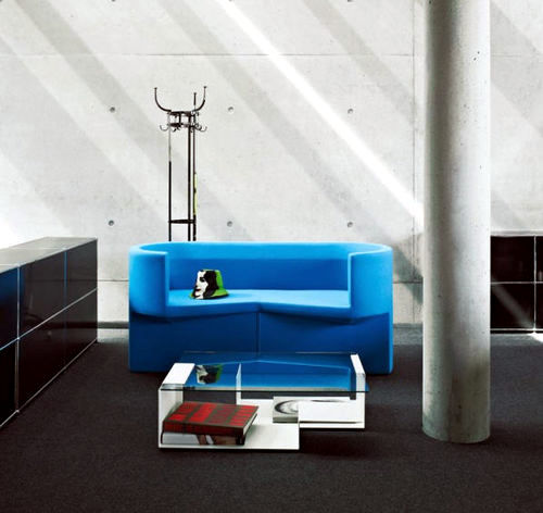 75 cool ideas for designer sofas with unique shapes and colors