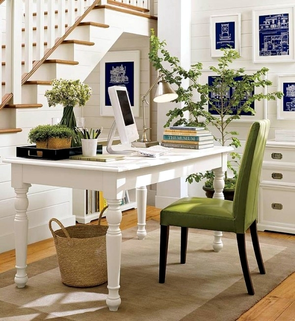 8 Useful Ideas On How To Set Up An Eco Friendly Home Office