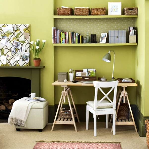 8 useful ideas on how to set up an eco-friendly home office