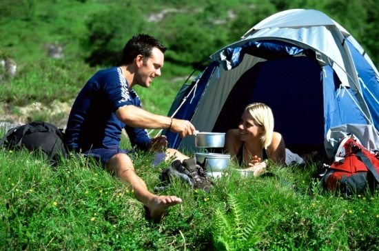 9 reasons that speak for camping holidays