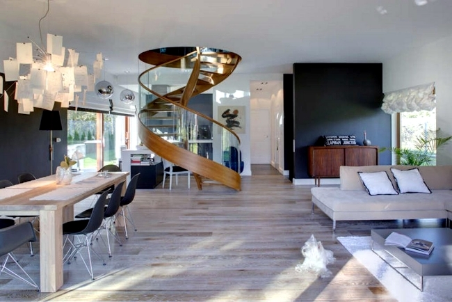 99 Modern Staircases Designs Absolute Eye Catcher In The Living Area Interior Design Ideas Ofdesign