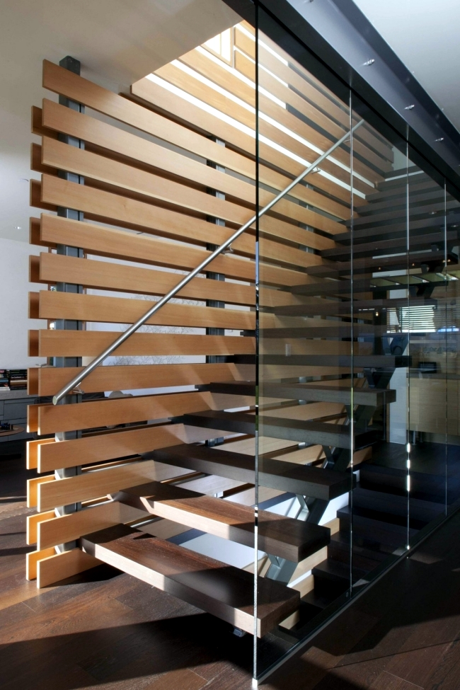 99 Modern Staircases Designs Absolute Eye Catcher In