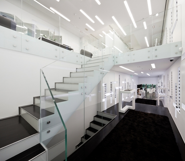 99 modern staircases designs – absolute eye catcher in the living ...