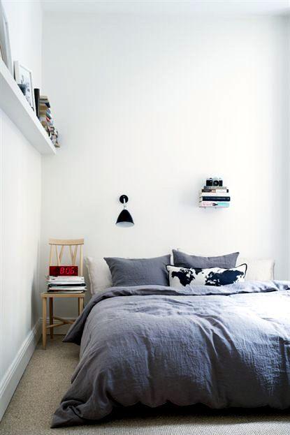 A bright apartment with minimalist decor