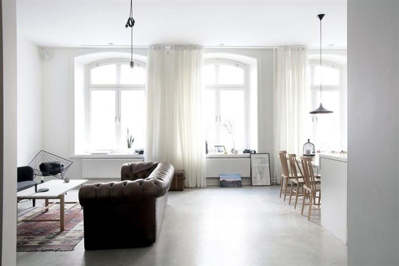 A Bright Apartment With Minimalist Decor Interior Design Ideas Impressive Decor Apartment Minimalist