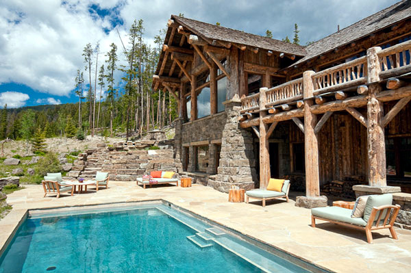 the most beautiful chalets