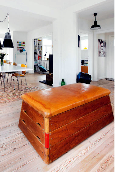 A Danish home