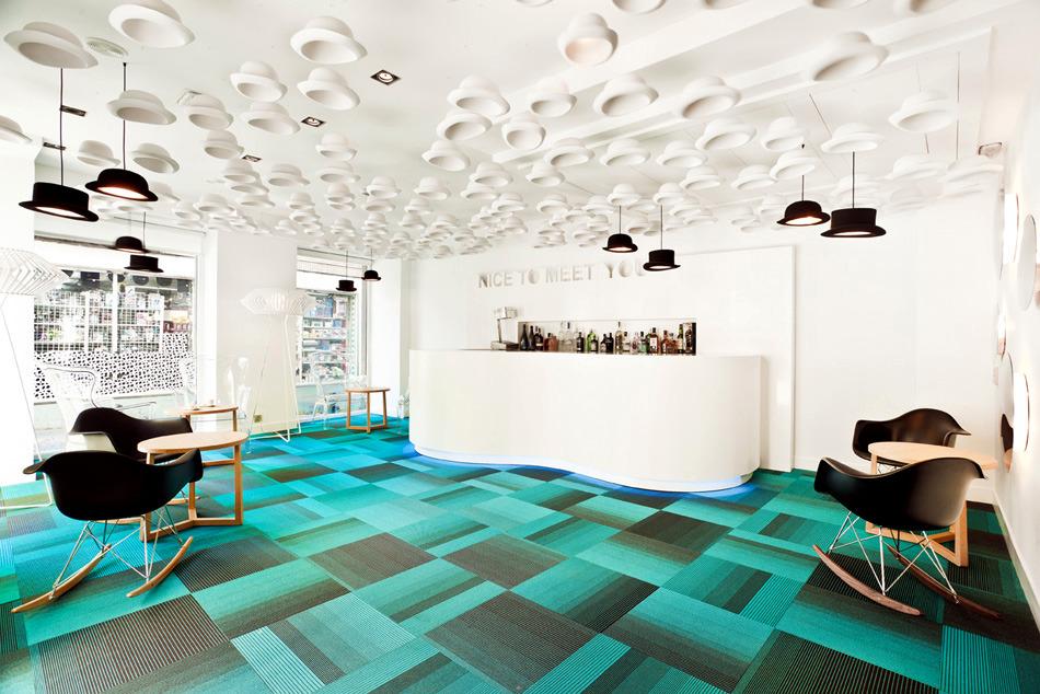 A design hotel in New York