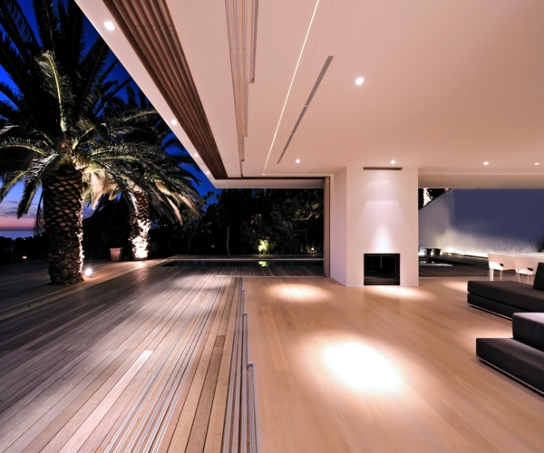 A Holiday Home In South Africa Modern House Design Interior