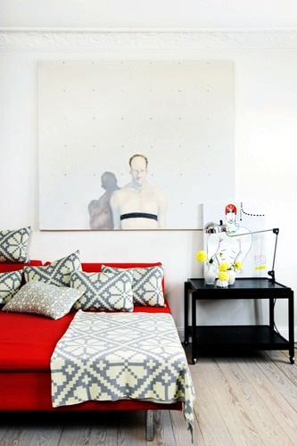 A home where the art of place