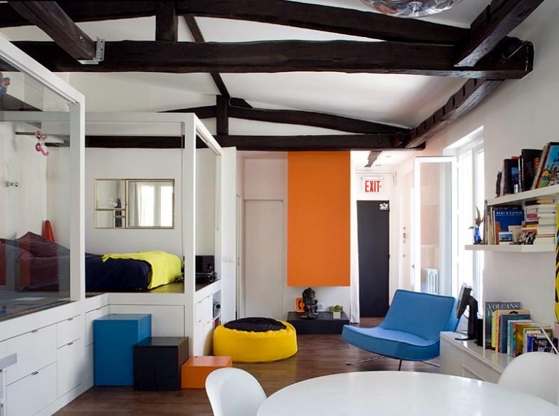 a loft design interior design ideas ofdesign. Black Bedroom Furniture Sets. Home Design Ideas