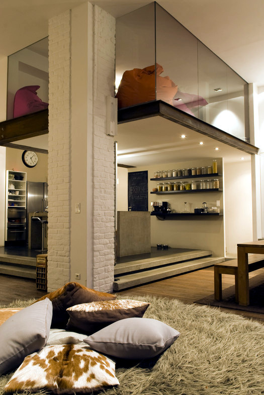 loft interior architecture