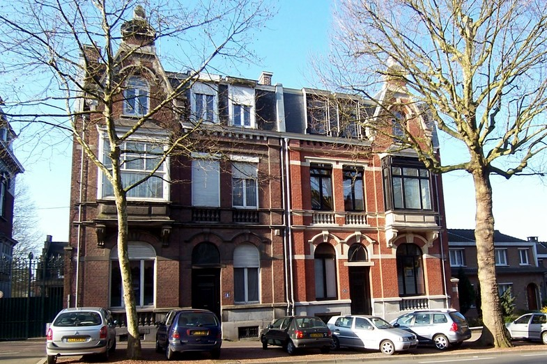 A loft house in Roubaix