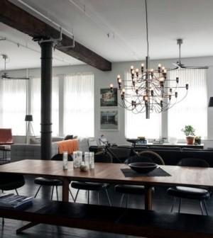 A loft in soho interior design ideas ofdesign for Soho interior design ideas