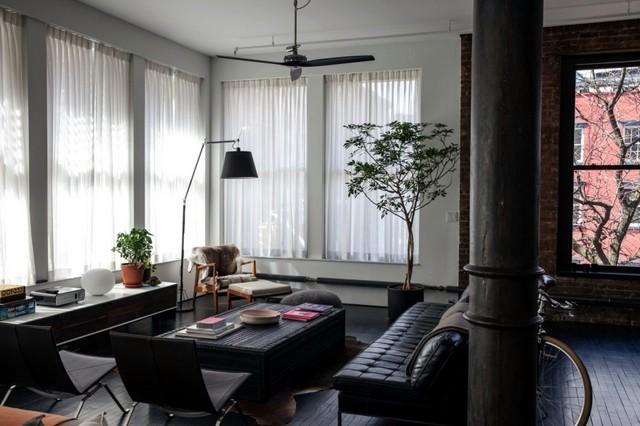 A loft in Soho